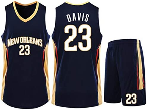 Anthony Davis Nba New Orleans Pelicans No 23 Basketball