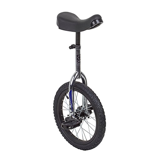 Best Prices! Sun 16 Inch Classic Chrome/Black Unicycle
