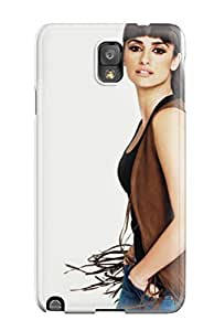 DHjdnHW2580ioVjW Penelope Cruz Hd Fashion Tpu Note 3 Case Cover For Galaxy