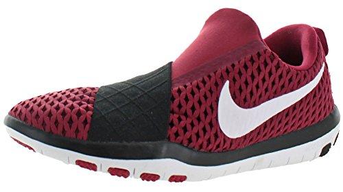 Nike Free Connect Donna Cross Allenamento Scarpa Da Corsa Atletica Nobile Rosso Bianco Nero 600)