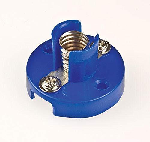 Economy Bulb Holder - United Scientific Supplies LMPP01 Miniature Lamp Holder, Screw Type, Plastic