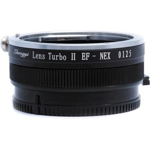 Zhongyi AI-NEX Lens Turbo Adapter II Mark 2 Nikon AI Moun...