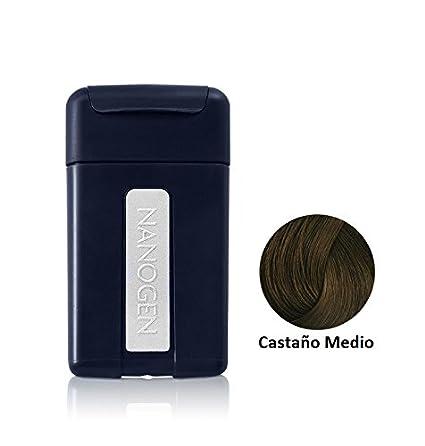 FIBRAS CAPILARES KERATINA - DENSIFICADOR DE PELO - Muestra MEDIO