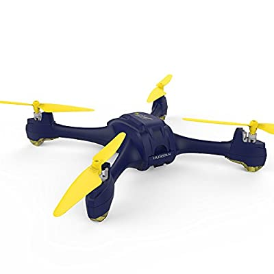 Hubsan H507A X4 APP Driven Wifi FPV RC Quadcopter Drone with 720P HD Camera Live Video GPS by Hubsan