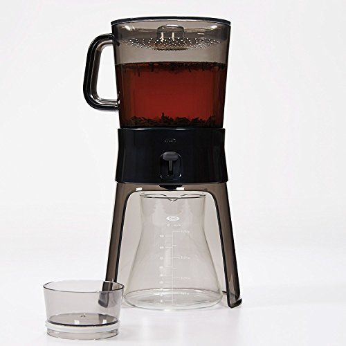 OXO Good Grips Cold Brew Coffee Maker with OXO Good Grips Cold Brew Coffee Maker Replacement ...