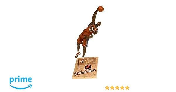 53d91a45f54 T M P Intl NBA Series 9: Phoenix Suns #32 Amare Stoudemire 2, Orange Jersey