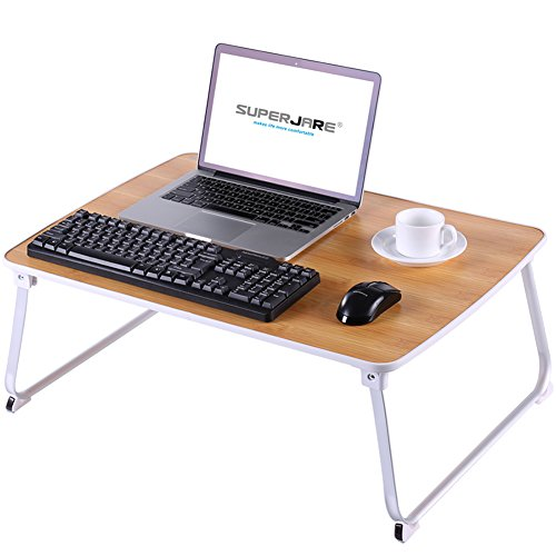 Extra large bed table for laptop superjare drawing for Table ordinateur portable
