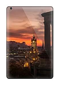 Hot 2599962K96543032 TashaEliseSawyer Edinburgh Durable Ipad Mini 3 Tpu Flexible Soft Case