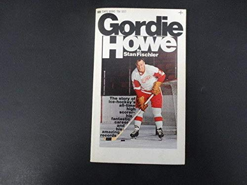 Gordie Howe Signed Gordie Howe Biography Autograph Auto AE65807 - PSA/DNA Certified - NHL Unsigned Miscellaneous