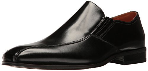 Florsheim Men's Corbetta Bike Toe Slip Oxford, Black, 10 Medium ()