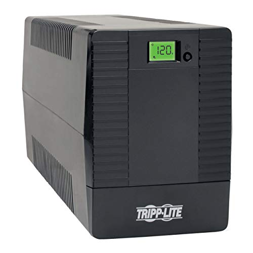 1440VA 1200W UPS Smart Tower Battery Back Up Desktop Avr USB LCD
