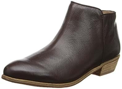 Softwalk Women's Rocklin Chelsea Boot,Dark Brown,6 N US