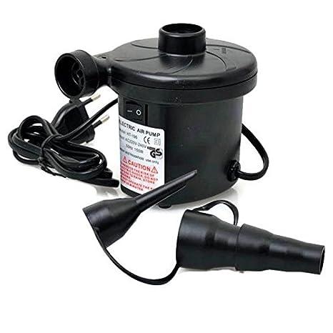 Inflador Electrico Hinchador Bomba Aire Mini Compresor Colchon Hinchable: Amazon.es: Bricolaje y herramientas