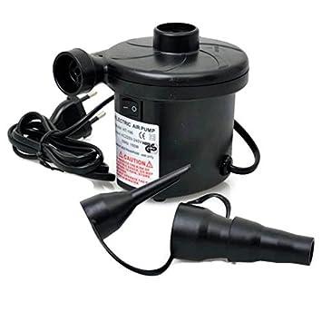 Inflador Electrico Hinchador Bomba Aire Mini Compresor Colchon ...
