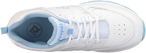 Propet Women's Shoe White Walking Eden Blue Powder rHdtqr64