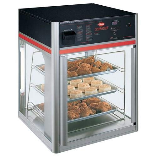 - Hatco FSD-1X-120-QS (QUICK SHIP MODEL) Flav-R-Savor holding and display cabinet