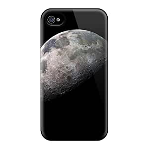 Special AlikonAdama Skin Cases Covers For Iphone 4/4s, Popular Space Phone Cases
