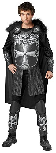 Skull Knight Costume (Jon Snow Cape Costume)