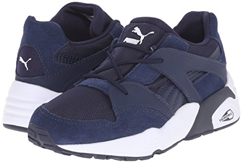 PUMA Blaze Kids Classic Style Sneaker (Toddler/Little Kid), Peacoat, 5 M US Toddler by PUMA (Image #6)