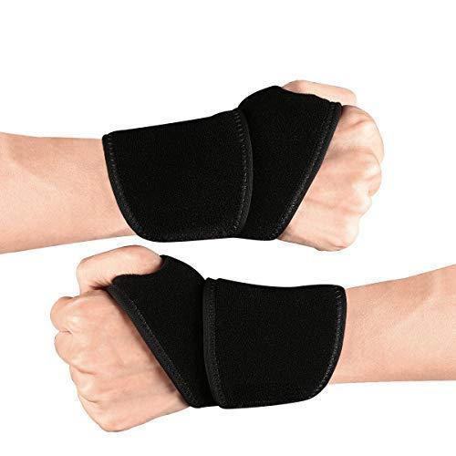 Wrist Brace,Wrist Wraps Support Hholding  Adjustable Straps