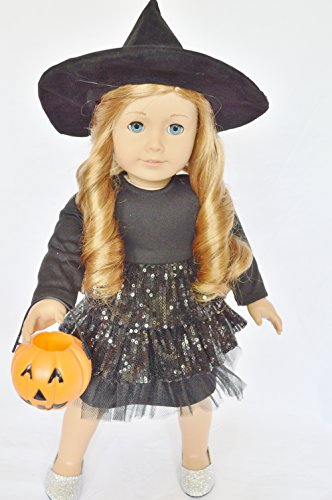 HALLO (A Doll Costume For Halloween)