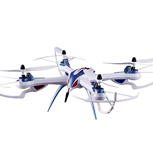Tarantula X6 IOC Rc Quadcopter Yizhan Jjrc H16 2.4g 4ch Drone with 5mp Hd Camera-(black)