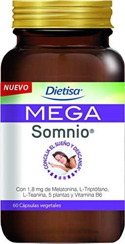 Dietisa - MEGA Somnio 42.7 gr: Amazon.es: Salud y cuidado personal