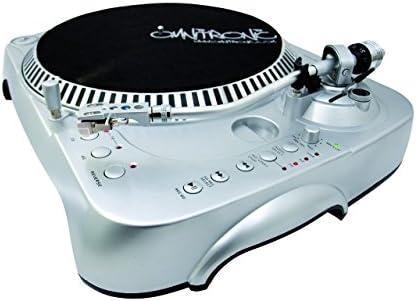 OMNITRONIC DRT 1000-Tocadiscos para DJ: Amazon.es: Electrónica