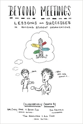 Amazon Com Beyond Meetings Lessons And Successes In Advising