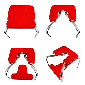 Yoga Inversion Chair, Yoga Headstand Bench Idea for Workout, Fitness and Gym Restrial Life