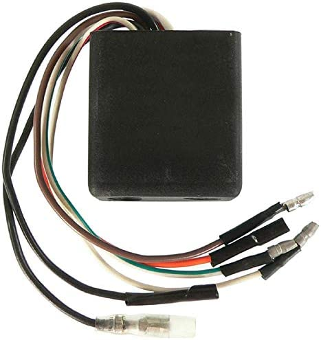 DB Electrical IYA6007 New Cdi Module for Yamaha Dt 125Cc 3Tt4 1994 1995 1996 94 95 96 For 18G-85540 4Ar-85540
