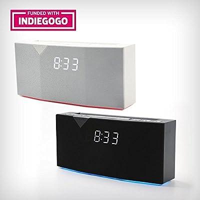 WITTI Design BEDDI Smart Radio Alarm Clock Speaker with Smart Home Integration by WITTI INCORPORATED