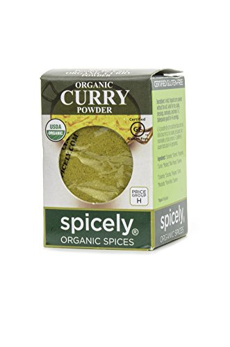 Photo of Spicely Organic Curry Powder