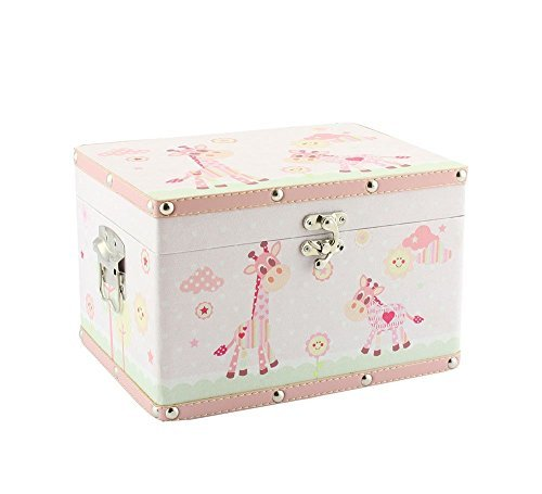 Little Sunshine PINK Baby Storage Keepsake Box by Lesser & Pavey Lesser and Pavey