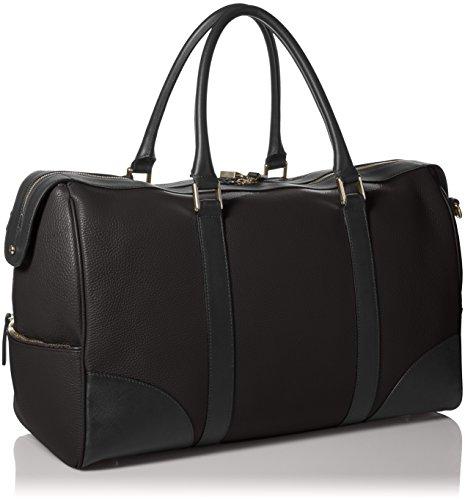 77c9b52031a Amazon.com  Bruno Magli Men s Bicolor Briefcase Duffle Bag