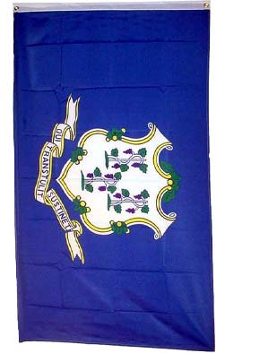 Connecticut State Flag 3X5 3 X 5 Brand New Banner