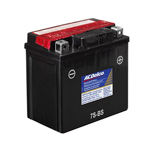 ACDelco ATZ7SBS Specialty AGM Powersports JIS 7S-BS Battery by ACDelco (Image #1)