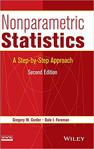 Nonparametric Statistics for Non-Statisticians: A Step-by-Step Approach