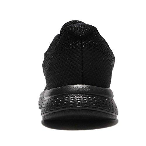 Ladies Runallday Running Shoes - Black/Black