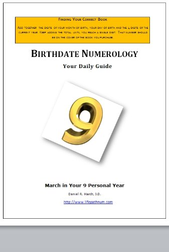 numerology from date of birth 9 march