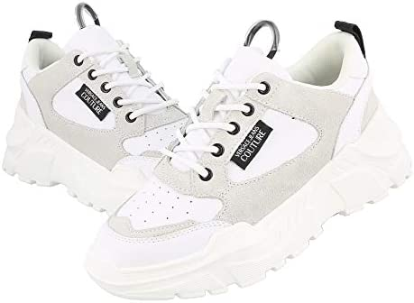 Versace Jeans Couture Women Sneakers Bianco 7 US