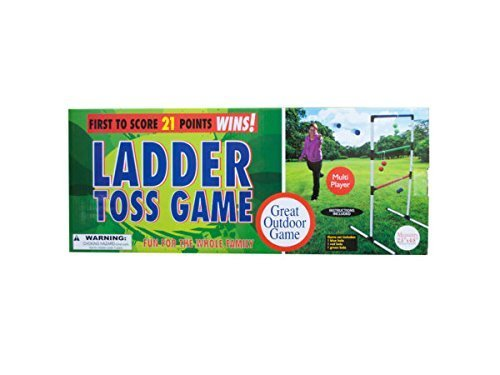 Ladder Toss Game - Pack of 1 by Generic