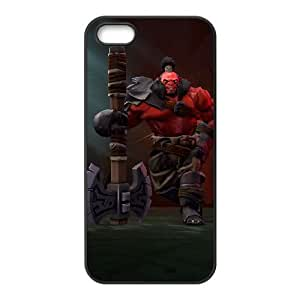 iPhone 4 4s Cell Phone Case Black Defense Of The Ancients Dota 2 AXE 001 OIW0467346