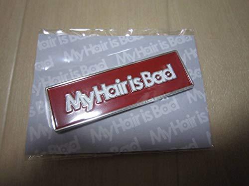 My Hair is Badピンバッジmwamタオル04 Limited sazabys THE ORAL CIGARETTESヤバイTシャツ屋さんTシャツBLUE ENCOUNT wanima 武道館の商品画像