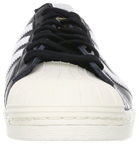 Adidas Mænds Superstar 80'erne, Sort1 / Wht / Chalk2, 9 M Os