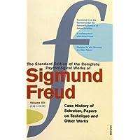 Complete Psychological Works Of Sigmund Freud, The Vol 12