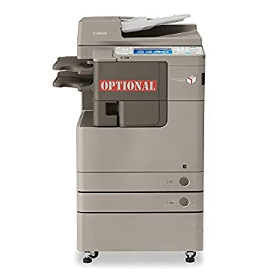Canon imageRUNNER Advance 4035 Monochrome Multifunction Copier - 45 ppm, Tabloid, Copy, Print, Scan, 2 Trays