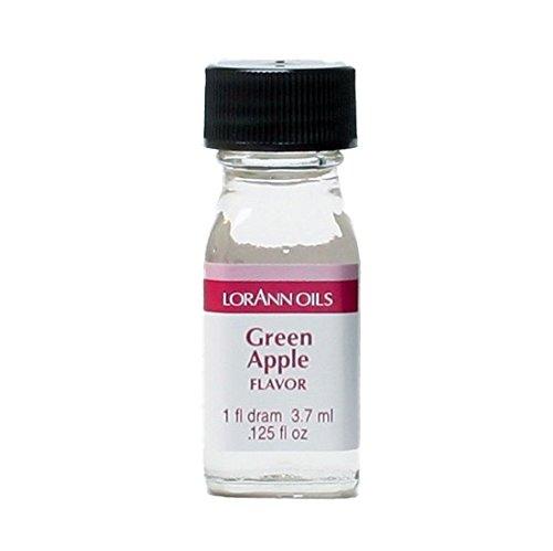 Watermelon Flavor Oil (Lorann Oil 5 Flavors Greenapple Mango Pineapple Strawberry Watermelon)