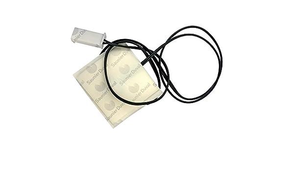 Saunier duval - Sensor de temperatura - : S1027300-0572500: Amazon.es: Bricolaje y herramientas
