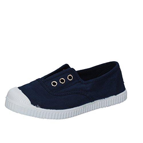 Cienta 70777 21/27 gris unisex zapatos de la tela elástica 24 6wuqonTeEF